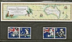 1988 THE AUSTRALIAN BICENTENARY PRESENTATION PACK 191