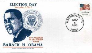 Graebner Chapter AFDCS Barrack H. Obama Election Day 2012 Washington, DC