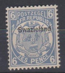 Swaziland Sc#4 MLH