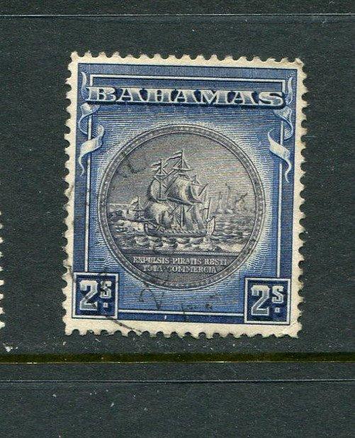 Bahamas #90 Used