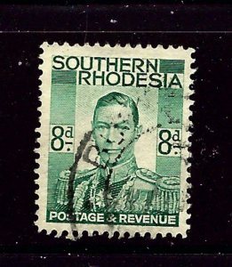 Southern Rhodesia 47 Used 1937 issue