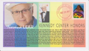 6° Cachets Norman Lear TV producer 2017 Kennedy Center Honoree