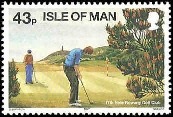 Isle of Man - 754 - MNH - SCV-1.60