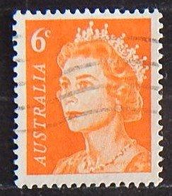 Australia, Queen, (№1373-T)