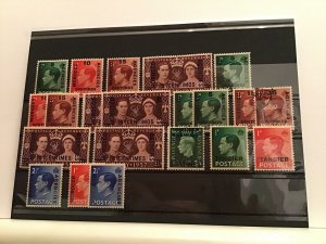 Morocco Agencies Tangier Stamps R22005