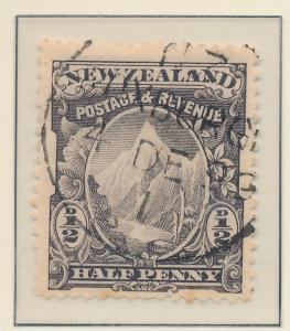New Zealand Stamp Scott #70, Used - Free U.S. Shipping, Free Worldwide Shippi...