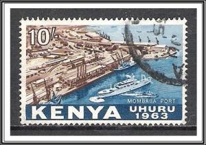 Kenya #13 Mombasa Port Used