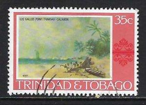 TRINIDAD & TOBAGO 265 VFU A326-1