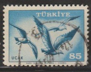 Turkey Sc#C33 Used