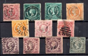 New South Wales QV collection (some faults) WS16631