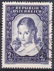 Austria 583 used (1952)