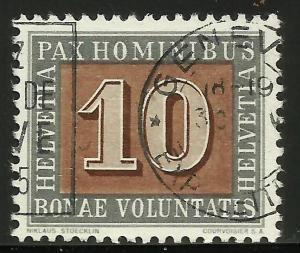 Switzerland 1945 Scott# 294 Used