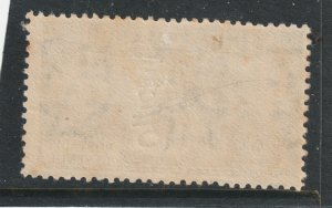New Zealand 1 MH 2/- Cook from the 1935 series perf 12.5