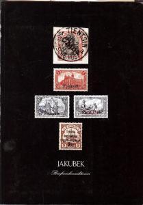 Jakubek: Sale # 7  -  Jakubek - Hamburg . Auktion 7/87, J...