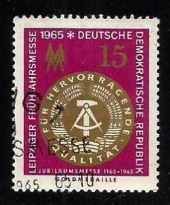 Germany DDR#757