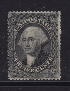 36 Fine unused ( mint expert regum ) with nice color cv $ 500 ! see pic !