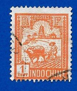 Indo-China 1927 - U - Scott #119 *