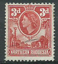 Northern Rhodesia  SG 65 Fine Used