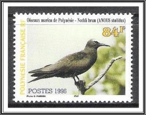 French Polynesia #687 Bird MNH