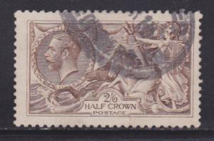 Great Britain 173a VF-used bold cancel nice color scv $ 220 ! see pic !