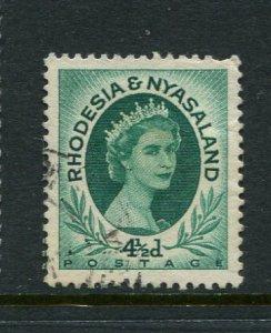 Rhodesia & Nyasaland #146 Used