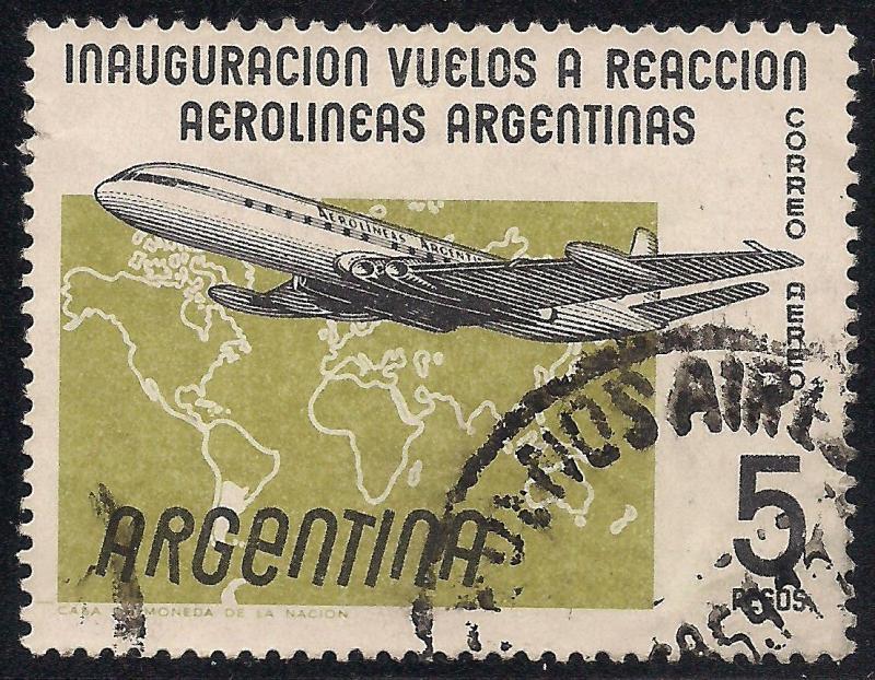 Argentina C74 Used VF