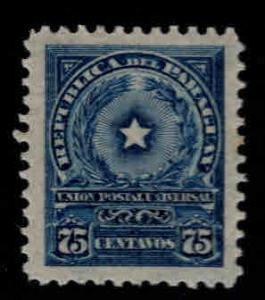 Paraguay Scott 215 MH*