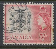 Jamaica SG 172  Used   SC# 172    see details