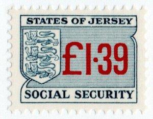 (I.B) Jersey Revenue : Social Security £1.39