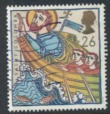 Great Britain SG 1972  Used  - Religious Anniversaries