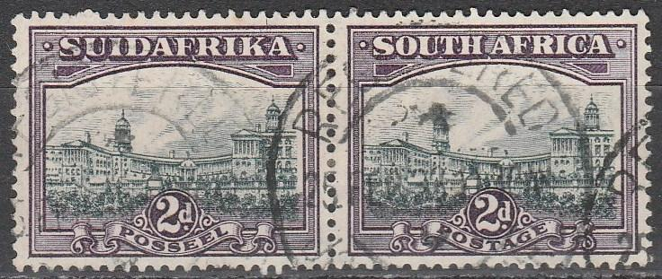 South Africa #36 F-VF Used  CV $24.00  (A2426)