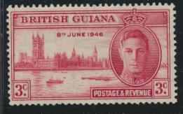 British Guiana SG 320 Mint Hinged (Sc# 242 see details)