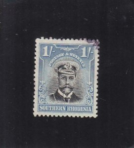 Southern Rhodesia: Sc #10, Used (35804)