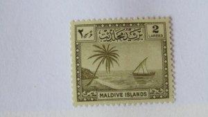 Maldive Islands 20 MNH