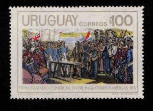 Uruguay Scott 909 MNH**  1975 stamp