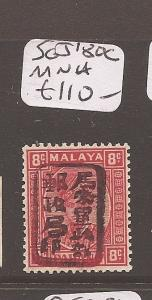 Malaya Japanese Oc Pahang SG J180c MNH (7cfs)