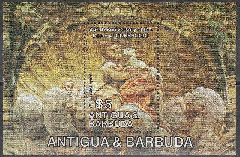 Antigua  #790 MNH CV $3.75  (A16599)
