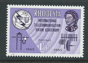 Rhodesia SG 352  MLH
