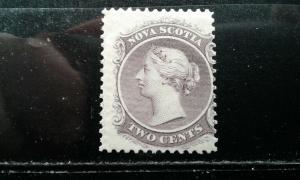 Nova Scotia #9 mint hinged e194.3919