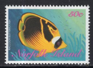 Norfolk Island 650 Fish MNH VF