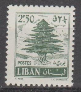 Lebanon #356 MNH VF CV $2.50 (ST1694)