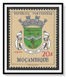 Mozambique #422 Coat of Arms MNH