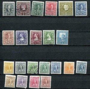 Montenegro 1907/13 Accumulation  MH/Used/CTO 10354