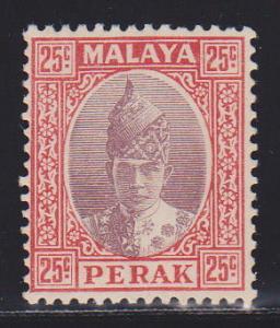 Malaya-Perak 92 LH ! scv $ 73 ! see pic !