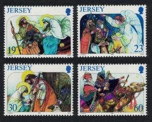Jersey Christmas 4v SG#764-767