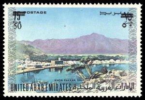 UNITED ARAB EMIRATES 68  Mint (ID # 96712)