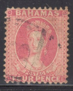 Bahamas #6 USED - In perfect condition