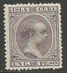 Cuba 135 MOG PELON X854