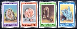 Malawi - Scott #370-373 - MNH - SCV $11