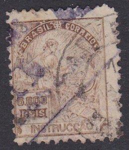 Brazil Sc #284 Used